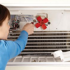 Here's how to troubleshoot a failing fridge that's lost its frosty feel. This step-by-step guide will show you how to identify the problem and possibly even fix it yourself.