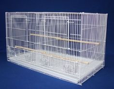 YML Small Breeding Cages with Divider White >>> Check out the image by visiting the link.Note:It is affiliate link to Amazon.