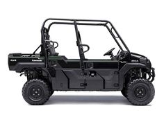 "New 2016 Kawasaki Mule Pro-FXTâ""¢ EPS ATVs For Sale in Florida. The Kawasaki DifferenceIn addition to the strength and power of the Mule Pro-FXT side X side, the EPS version has electric power steering that self-adjusts to deliver steering assistance based on speed. Versatile three- to six-passenger Trans Cab Powerful 812cc three-cylinder, liquid-cooled, fuel-injected (DFI®) engine Continuously Variable Transmission (CVT) w/ HI/LO range and reverse Up to 2,000 lbs. of towing capacity and…"