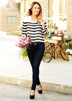 Stars Wearing Their Own Fashion Labels!: LC Lauren Conrad