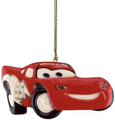 Disney Cars Tow Mater Christmas Tree Ornament Brown Tow Truck ...