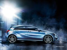Mercedes-Benz A-Class. Complacency is not an option.