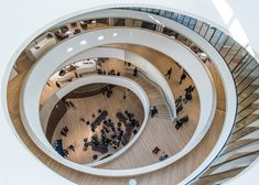 Herzog & de Meuron unveils Blavatnik School of Government