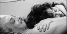 PAULO GRACINDO - FOTO - 00012 - a falecida - filme produzido BASEADO  a obra de NELSON RODRIGUES - ao lado de FERNANDA MONTENEGRO