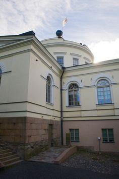 Åbo Akademin säätiö - Vartiovuori Turun keskusta