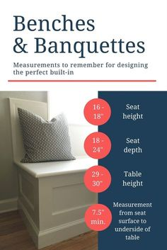 Banquette Seating In Kitchen Ikea Built Ins Ideas For 2019 Corner Banquette, Banquette Seating In Kitchen, Corner Seating, Booth Seating, Built In Seating, Kitchen Benches, Seating Plans, Corner Nook, Banquette Bench