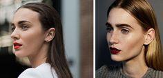 Labios rojos, una declinación para cada mujer - http://www.mujercosmopolita.com/labios-rojos-una-declinacion-para-cada-mujer.html
