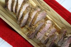 Sweet and Spicy Pork Tenderloin Recipe - Recipe Girl