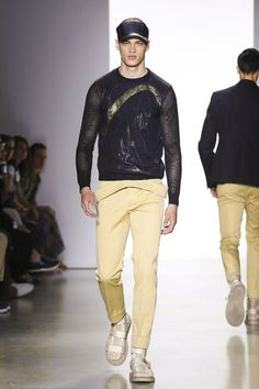 Calvin Klein Collection Menswear Spring Summer 2016 Milan - NOWFASHION
