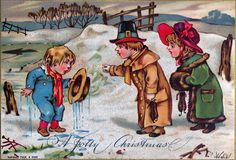 https://flic.kr/p/i6FfYr | Victorian Christmas Card