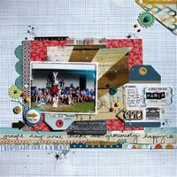 A Project by **Gina** from our Scrapbooking Gallery originally submitted 11/13/13 at 05:38 PM