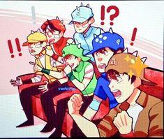 Art by: Washi-chan Boboiboy Anime, Boboiboy Galaxy, 12 Year Old, Kittens Cutest, Elementary Schools, Cartoons, Animation, Fan Art, Superhero