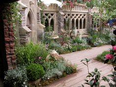 Chelsea Flower Show. England.