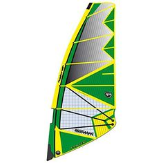 Aerotech Sails 2017 Phantom-5.0-Yellow Windsurfing Sail
