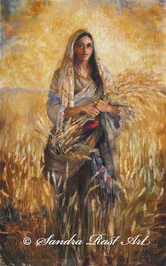 Ruth -- by Sandra Rast.