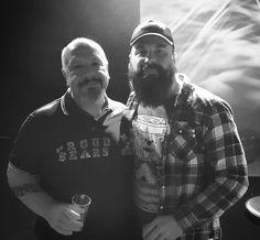 DJ Jürgen of #lovepop with Reinhard at #hamburg Bärenpaardiie XXL 2016 by proud.bears