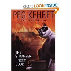 """2005. NYRA Young Reader Category. """"The Stranger Next Door"""" by Peg Kehret"""