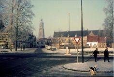 Amersfoort: Kruising Rondweg en Kleine Haag (1964)