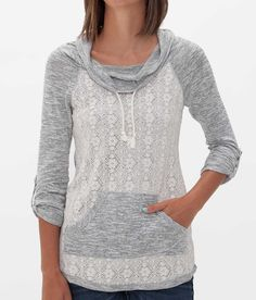 Daytrip Cowl Neck Top - Women's Shirts/Tops | Buckle