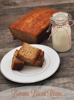 I shared this yummy recipe for banana bread over at Ucreateand thought I'd share it here in case you missed it! Little secret, my lovely sister at Once a Mom Always a Cook told me how to make it, isn't she wonderful?! It's inspired from her Pumpkin Bread Recipe! Thanks Audra! Love you!! Banana Bread ... Read More about Best Banana Bread Recipe