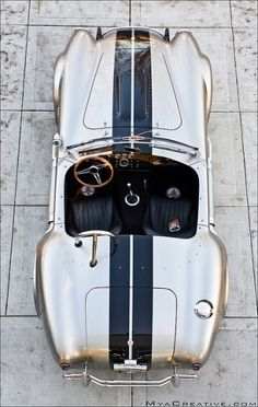 All Things Stylish | Shelby 427 Cobra (by Jeremy Cliff) — Designspiration