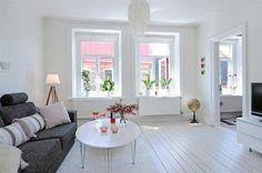 瑞典小公寓的純粹餘韻 | 設計家 Searchome