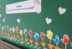 50 Ideias de Murais para o Dia das Mães - Educação Infantil - Aluno On