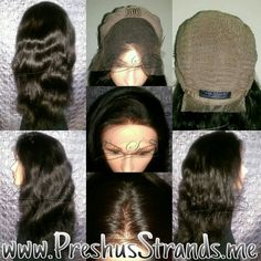 Preshus Strands™ is looking to place her in your collection.  Details: 14 inch- Medium Cap Size-130% Density- Glueless- Indian Remy- Lacefront- Natural Color- Natural Straight. $280-Free Shipping.  If you are interested in this unit we currently have 7 left IN STOCK!! Please remember that this IS NOT  a custom made unit, she's a stock wig so there's no guarantee that she will fit your head to the T. Contact us at sales@PreshusStrands.me using Promo Code: PS14GLF  Please include your full…