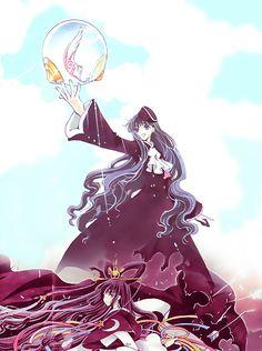 Every incarnation of Tomoyo is adorable. (Tsubasa Reservoir Chronicle)