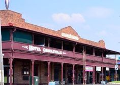 Hotel Charleville, Queensland