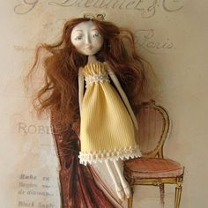 Air Dry Clay Tutorials: Very Easy Jointed Doll Tutorial