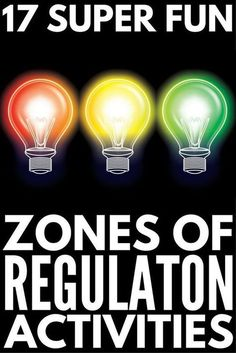 17 Zones of Regulation Activities   Trying to teach self-regulation in the classroom or at home? These ideas, lesson plans, worksheets, games, and activities teach kids self-control and self-discipline while also helping them practice their social skills. Perfect for preschool, kindergarten, and elementary school, NT kids and children with autism and other special needs, these activities are great for parents and teachers alike! #selfregulation #selfregulationactivities #zonesofregulation