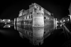 Photo La Rocca di Fontanellato. by Flavio Petrone on 500px