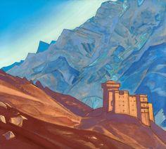 Nicholas Roerich-gundla-1931.jpg (1800×1617)