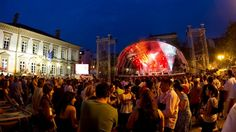 Festival MeYouZik in Luxembourg City on July 11th