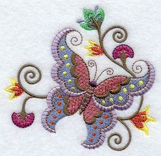 Machine Embroidery Designs at Embroidery Library! - Color Change - G2174