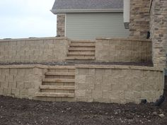 We invite you to take a few minutes to learn about our wide range of commercial and residential landscape services. Keystone Retaining Wall, Retaining Wall Steps, Landscape Services, Block Wall, Web Images, This Is Us, Stairs, Outdoor Decor