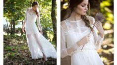 Increíble vestido de novia de la colección 2016 David Christian
