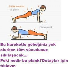 Evet bu kolay hareket ile yorulmadan zay… The easiest and most effective movement in weight loss.Yes you will lose weight without fatigue with this easy movement. Loose Weight, Ways To Lose Weight, Pilates, Fit Women Bodies, Plank Workout, Workout Plans, Yoga Quotes, Aerobics, Exercise Routines