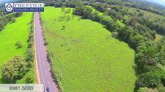 Venta de Finca con 500 metros de Vía Boquete en Algarrobos, ideal para comercial y residencial. Chiriquí