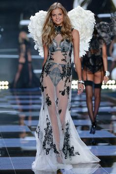 """Meet The New 2015 Victoria's Secret Angels #refinery29  http://www.refinery29.com/2015/04/86397/new-victorias-secret-models-2015#slide-1  Kate GrigorievaHails from: RussiaSays Victoria's Secret: """"Kate is an accomplished ballroom dancer. She graduated from art school and received her Bachelor's Degree in Marketing before starting her modeling career.""""We say: Having already coveredVogue Russia, Numéro, and more, Grigorieva is the probably the """"highest-fashion"""" girl of the lineup."""