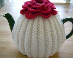 18 Lovely Tea Cozy Knitting Patterns - Sizzle Stich