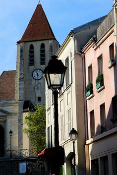 Saint Blaise Quarter, Paris XX
