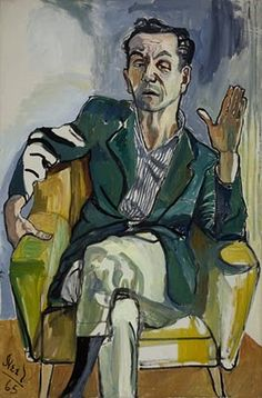 Alice Neel. honestly and truly one of my favorite painters. Oh, Alice... I love you