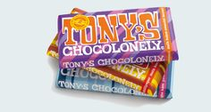 Culy primeurt: de nieuwe limited edition chocoladerepen van Tony's Chocolonely - Culy.nl