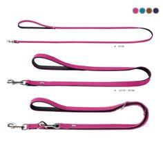 Aus der Kategorie Führleine  gibt es, zum Preis von EUR 38,86  Hundeleine aus Leder von Hunter aus der farbenfrohen Serie Provence. Samtig weiches Nappaleder in gewohnter Hunter Qualität.