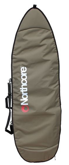 """Top of the range universal fit Northcore """"Boardjacket"""" surfboard bag."""