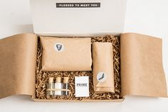 Prime is a service that provides sustainably grown, local meat that is delivered to the customer's home. This branding was created for the company, with packaging that includes information about the farm as well as spices and recipe suggestions. Ecommerce Packaging, Food Packaging, Branding, Packaging Ideas, Meat Box, Meat Packing, Meat Markets, Meat Recipes For Dinner, Packaging Design Inspiration