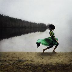 theantidote:    Running with the fairies (by sparrek)