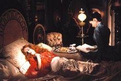 Lucy, Sadie Frost in Bram Stoker´s Dracula, F.F. Coppola.